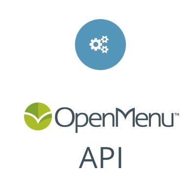 OpenMenu API v2.0