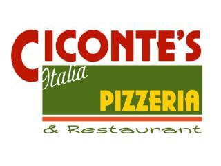 Ciconte's Italia Pizza on OpenMenu