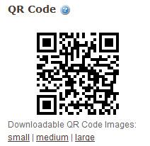 restaurant qr code