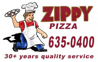 Zippy Pizza Inc on OpenMenu