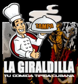 La Giraldilla Tampa on OpenMenu
