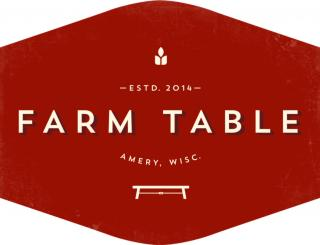 Farm Table Amery WI OpenMenu - Farm table amery