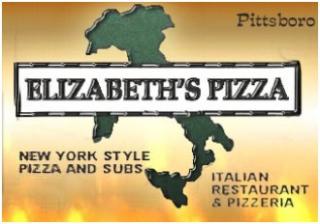 Elizabeth's Pizza & Italian Restaurant on OpenMenu