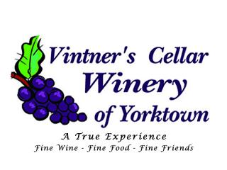 Vintner's Cellar Winery of Yorktown on OpenMenu