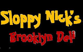Sloppy Nick's Brooklyn Deli on OpenMenu