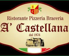 A' Castellana, Ristorante-Pizzeria-Braceria on OpenMenu