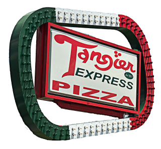 Tangier Express on OpenMenu